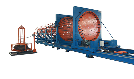 Automatic Steel Cage Welding Line