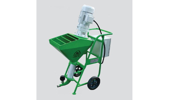 UBL screw grouting machine