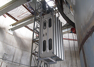 Industrial Building Hoist SC80